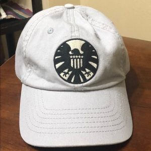 Marvel comics dad hat Shield S.H.I.E.L.D. Cap new